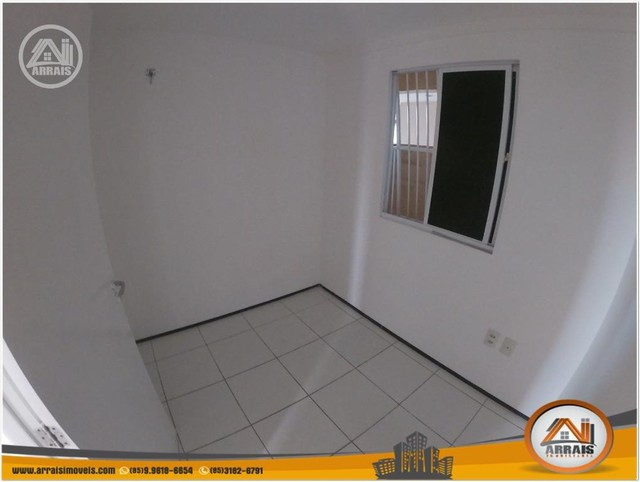 Apartamento com 3 dormitórios à venda, 64 m² por R$ 250.000 - Maraponga - Fortaleza/CE - Foto 11