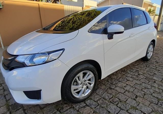 Honda Fit Cvt Branco 2015. Excelente.  - Foto 10