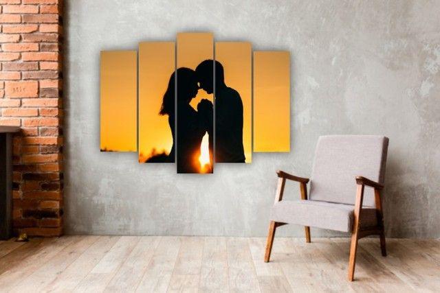quadros mosaico - Foto 3