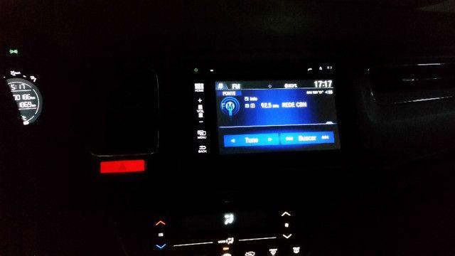HR-V Touring. Topo de linha, muito novo! - Foto 4