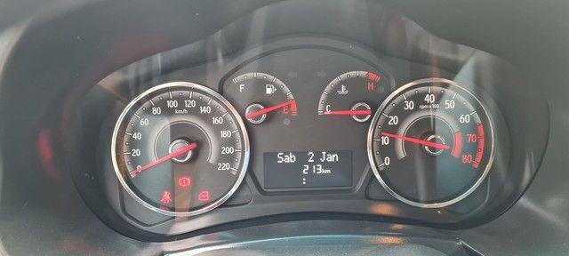 Grand Siena GNV geração 5, chave reserva,manual  nota fiscal de fábrica ?único dono. - Foto 6