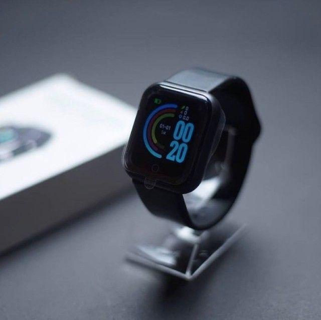 Smart watch digital - O mais completo - Promoção - Foto 4