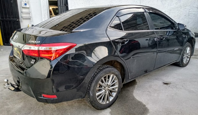 Toyota-corolla valor anunciado tem mais 20 mil de entrada - Foto 5