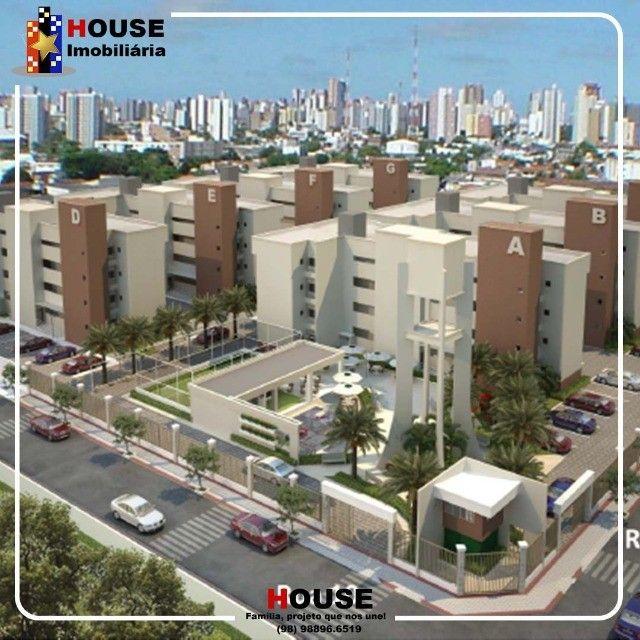 condominio novo anil residence, com 2 quartos. - Foto 3