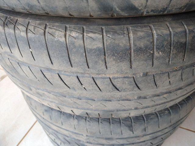 Jogo de pneus aro 16