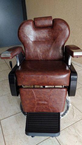 Cadeira Reclinavel Hidráulica