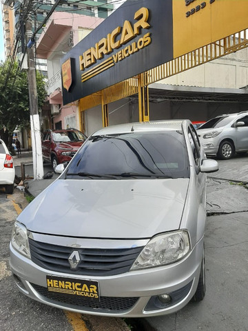 Renault/ Logan Expres. 1.0 16V Flex 2012/2013 Completo