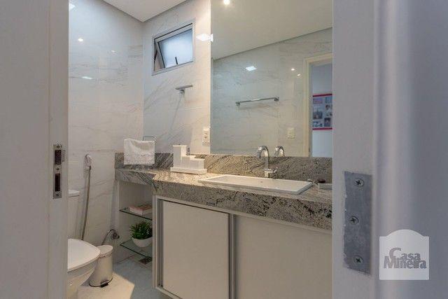 Apartamento à venda com 4 dormitórios em Vila paris, Belo horizonte cod:337611 - Foto 16