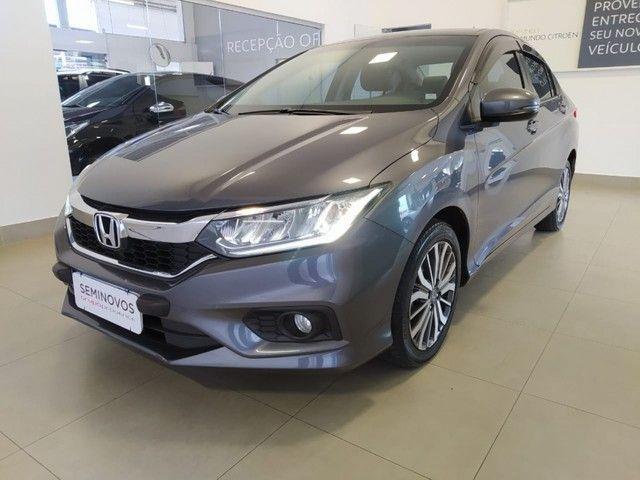 Honda City 1.5 EXL Aut