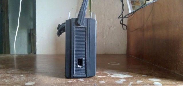Rádio gravador motoradio - Foto 3