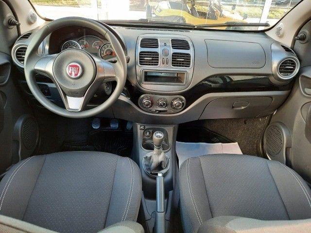 Fiat - Grand Siena Attractive, único dono, raridade, com GNV, apenas 28.000km. - Foto 10