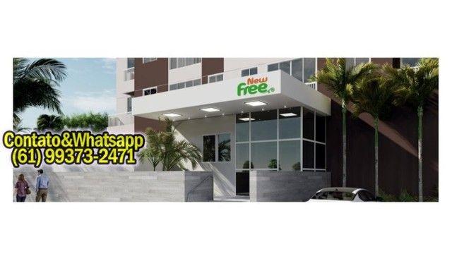 Apartamento em Goiânia, 2Q (1Suíte), 55m2, Garagem, Lazer Completo! Parcela. - Foto 12