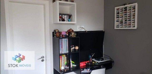 Apartamento com 4 dormitórios para alugar, 164 m² por R$ 5.500/mês - Tatuapé - São Paulo/S - Foto 12