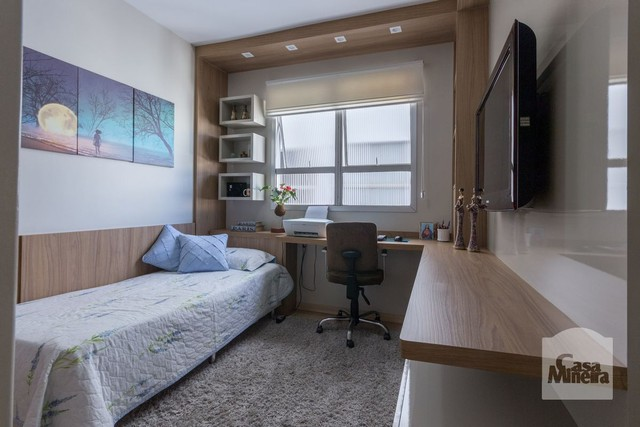 Apartamento à venda com 4 dormitórios em Vila paris, Belo horizonte cod:337611 - Foto 6
