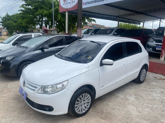 Gol G5 1.6 trend 2012 completo !!