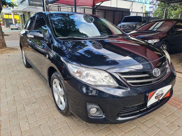 Toyota Corolla XEI ano 2012 automatico  - Foto 2