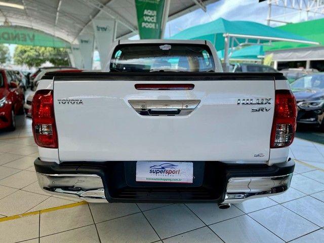 Toyota Hilux SRV 2020 4X4 Diesel - Foto 6