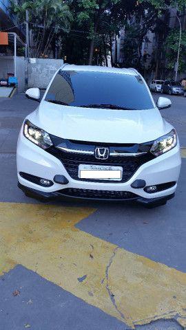 HR-V Touring. Topo de linha, muito novo!