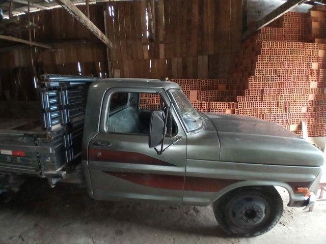 Caminhão F4000  - Foto 8