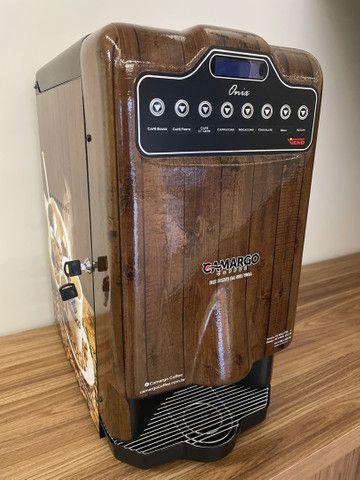 Máquina de café automática empresarial