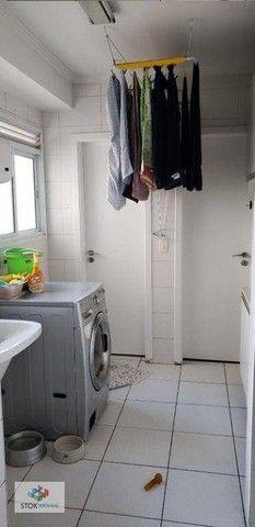 Apartamento com 4 dormitórios para alugar, 164 m² por R$ 5.500/mês - Tatuapé - São Paulo/S - Foto 9
