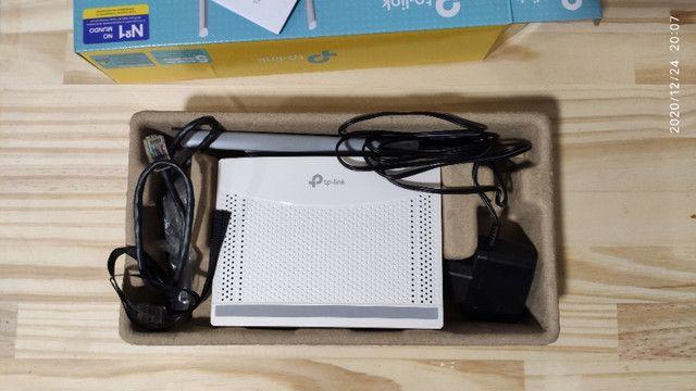 Roteador Tp-link Tl-wr820n Branco - Foto 3