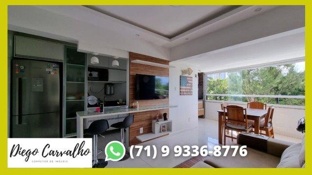 Apartamento em Patamares, 2 quartos e com suíte - Bosque Patamares (R3) - Foto 2