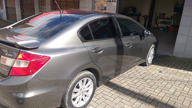 Civic 2.0 Lxr automático 2014