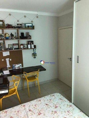 Apartamento com 2 dormitórios à venda, 64 m² por R$ 249.000,00 - Parque Amazônia - Goiânia - Foto 15