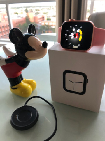T500 Plus smartwatch - Foto 4