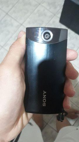 Câmera Sony touch screen em perfeito estado  - Foto 3