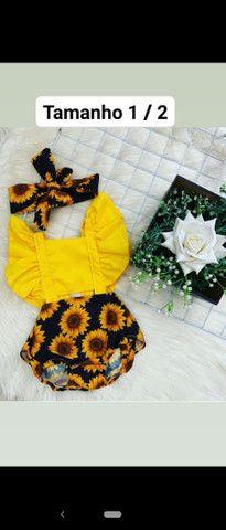 Moda bebê/ infantil mini diva - Foto 2