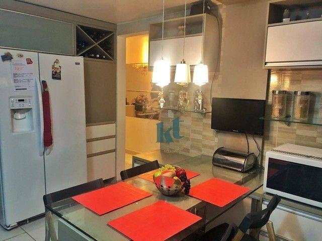 Apartamento com 3 dormitórios à venda, 93 m² por R$ 450.000 - Jardim Oceania - João Pessoa - Foto 10