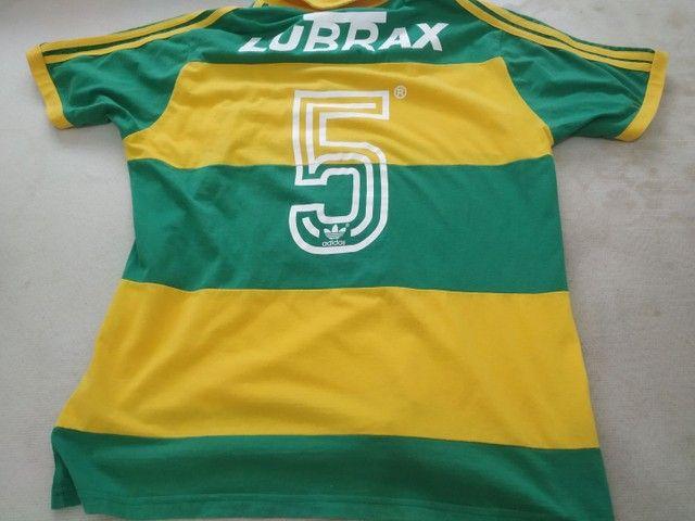 Camisa Flamengo Adidas seleção brasileira - Foto 6