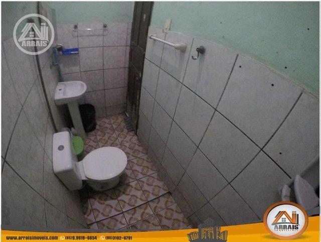 Casa com 3 dormitórios à venda, 200 m² por R$ 210.000,00 - Prefeito José Walter - Fortalez - Foto 13