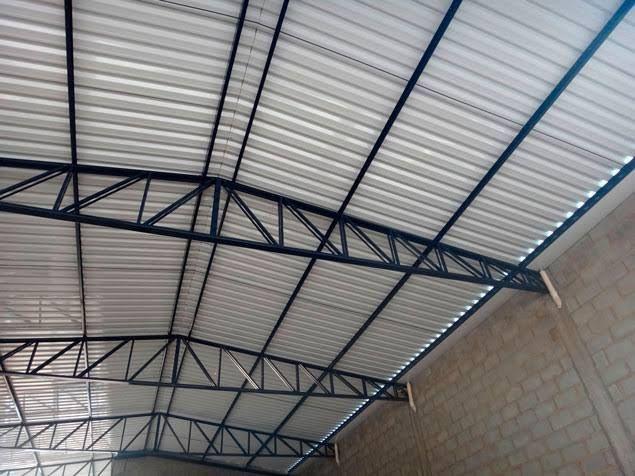 Fabricação e Mão de Obra de Estruturas Metálicas - Foto 3