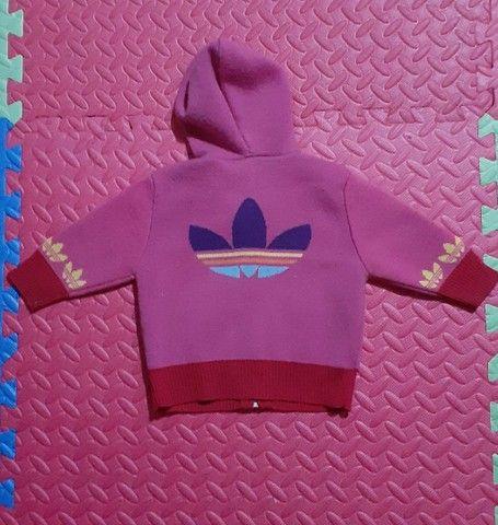 Casaco La Marca Adidas menina - Foto 2