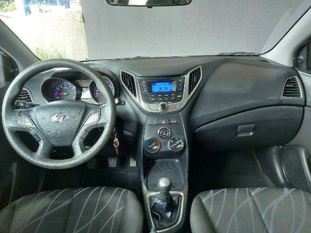 Hyundai HB20 Comfort Plus 1.0 2015 Completo!!! - Foto 5