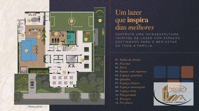 Apartamento com 4 dormitórios à venda, 150 m² por R$ 2.196.000,00 - Serra - Belo Horizonte - Foto 10