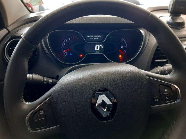 Renault Captur Intense 1.6 automatico CVT 2018 único dono. Revisões na concessionária. - Foto 12