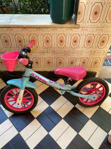Bicicleta de equilíbrio sem pedal