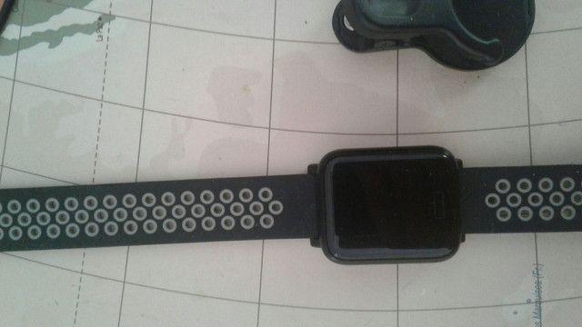 Relogio inteligente wear fit - Foto 4