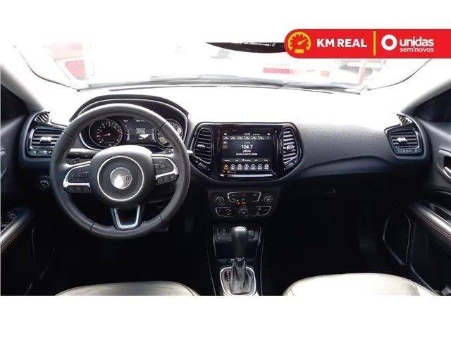 Jeep Compass 4x2 Flex 2.0 Automática 2019 com 58.000 km - Foto 7