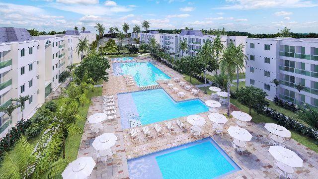 MB-Praia do Cupe, 58 a 67 m², 2 ou 3 quartos (1 suíte), apt confortáveis, lazer completo