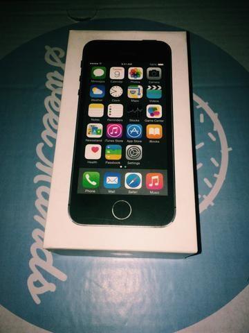 Iphone 5s 16 Gb seminovo na caixa