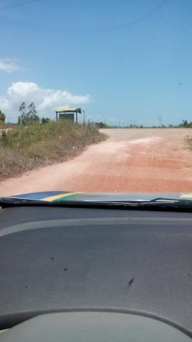 Terreno no povoado Agelin em Santo Amaro próximo do porto de Jatobá