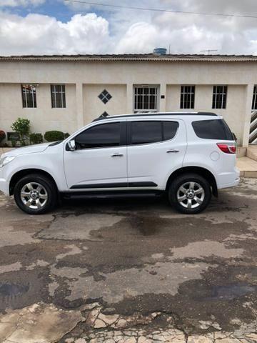 Gm - Chevrolet Trailblazer Trailblazer ltz aut gasolina, 239 cv, v6,4x4 mod 2013