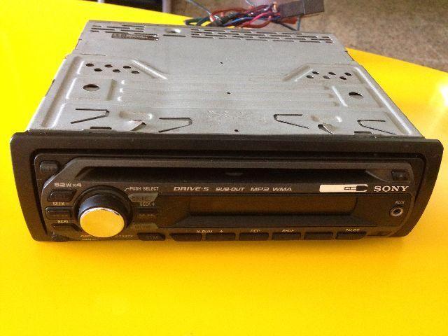 Radio Sony Xplod Cdx-gt227x