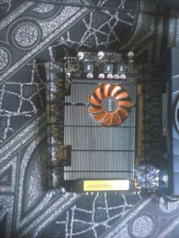 Placa de video zotac 9800gt 1g 256bit DDR3/ GTS250 1G DDR3 HDMI 256BITS whatsaap 997175354