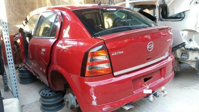 Peças usadas Chevrolet Astra 2.0 8v flex 121cv 2006 câmbio manual - Foto 3